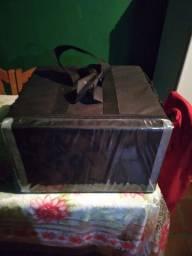 Mochila caixa térmica