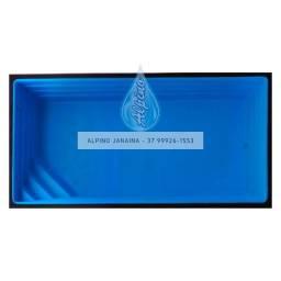 JA - Oferta, piscina de fibra, Alpino Piscinas Divinopolis