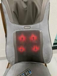 Cadeira de Massagem Shiatsu Elite Homedics