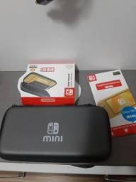 Película e Case para Nintendo Switch Lite