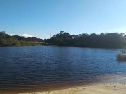 Lotes pra Chácaras de fundos para um lago de 20 x 50 metros (1.000 m2)