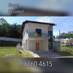 Alugo casa próx av das Torres / condomínio