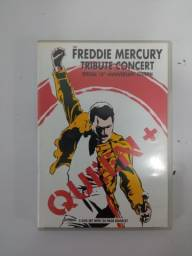 DVD Freddie Mercury- Tribute Concert (Duplo)