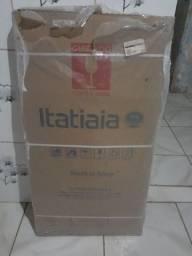 Título do anúncio: Vendo armário aéreo  itatiaia vidro na cor branca,  novo na caixa!