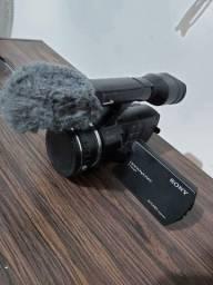 Câmera Handycam Sony Nex VG-20  Corpo