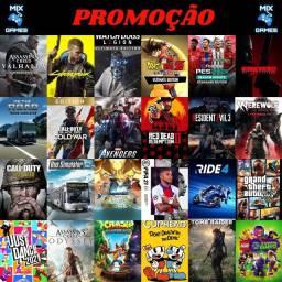 PROMOÇÃO DE JOGOS XBOX ONE S E SERIES S|X