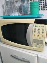 Microondas Electrolux leia o anuncio