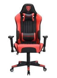 Título do anúncio: Cadeira Gamer Motospeed G2 Preta E Vermelha