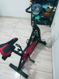 Bicicleta Ergométrica Vertical Residencial PEL-2310 - Pelegrin<br><br>