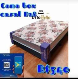 CAMA  BOX EM PROMOÇÃO