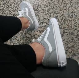 VANS old school cinza