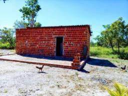 Terreno 24x60 com Casa