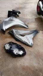 Sucata de moto para retirada de peças CBR 1000rr 2009/2010