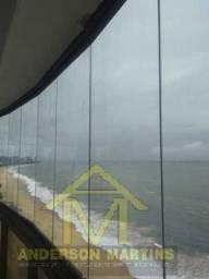 Cobertura Duplex 5 quartos na Praia de Itaparica Cód.: 3038 AM