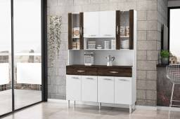 Armário de Cozinha Pequeno/ Apartamento