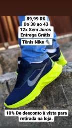 Título do anúncio: Tênis Asics Nike