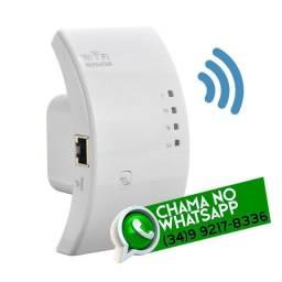 Repetidor de Sinal Wifi 300 mbps ? Fazemos Entregas