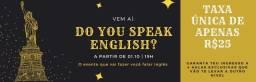 Título do anúncio: Grande Evento de Inglês