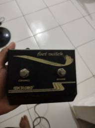 Pedal foot switch meteoro