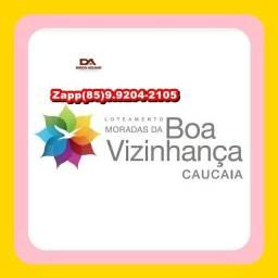 Título do anúncio: Loteamento Moradas Da Boa Vizinhança ///