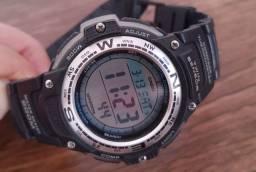 Relógio Casio sgw100, esportivo com GPS
