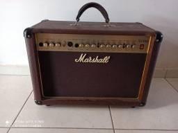 Amplificador de violão Marshall