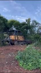 Trator esteira FD9