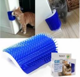 Auto Escovamento Para Gatos Catit Self Groomer With Catnip