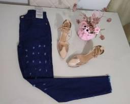 Calça jeans 38/40