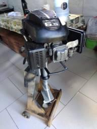 Motor 4 tempos, 6.5 HP, MEGHI