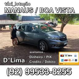 Saindo amanhã de boa vista para Manaus 13/03/21