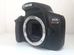 Título do anúncio: Câmera Canon t6 só Corpo