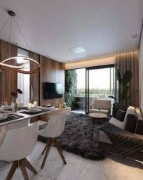 Apartamento com 2 dormitórios à venda, 57 m² por R$ 281.900,00 - Jardim Oceania - João Pes