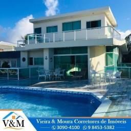 Ref. 607 -N210621- Palácio à Beirar Mar , 5 quartos, três andares, com sauna e piscina