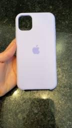Capinha de silicone Apple