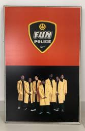 Quadro Fun Police (basquete)
