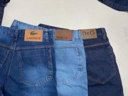 Título do anúncio: Atacado de Bermudas jeans