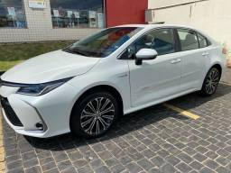 Corolla Altis Híbrido Premium 2021 Estado de zero km