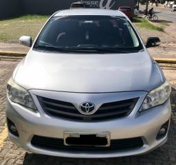 Corolla XEI, 2.0, Automático, 13/14, Flex, Completo