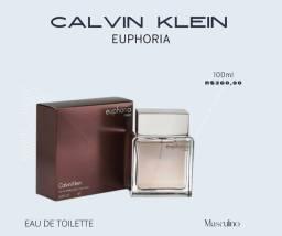 Perfume Calvin Klein Euphoria Masculino