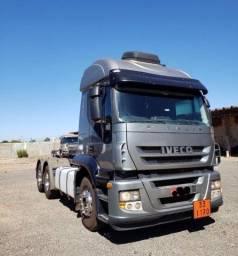 Iveco Stralis 740 S 46tz 2011