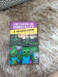 Livro Universidade Minecraft