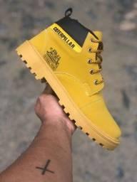 Promoção botas Caterpillar apatir de 3 pares