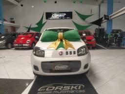 Título do anúncio: Fiat Uno Vivace 1.0 4 Portas Básico Apenas 51 Mil Km 2016