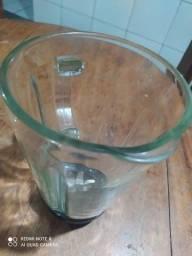 Título do anúncio: Copo de líquidificador de vidro