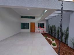 Título do anúncio: Casa com 3 dormitórios à venda, 126 m² por R$ 440.000,00 - Jardim Três Lagoas - Maringá/PR