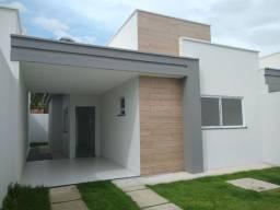 Casa no Eusebio/ 02 Quartos em rua Privativa