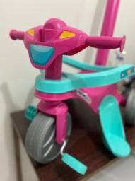 Triciclo Infantil Motociclo Bibite NOVO