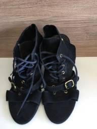 Sapato arezzo número 37.