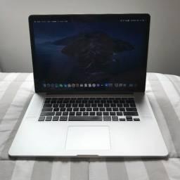 Macbook Pro 15 Retina I7 16gb 500gb Ssd A1398